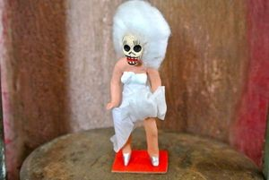 day of the dead marilyn monroe