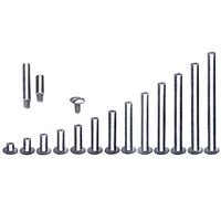 Chicago Screw Binding Posts 1 inch length