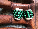 Ogun Macuto Santeria Amulet Green And Black