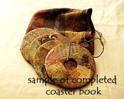 Coaster book Kit