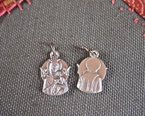 Our Lady of Perpetual Help Charm