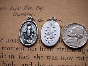 Blessed Mother/Miraculous Medal